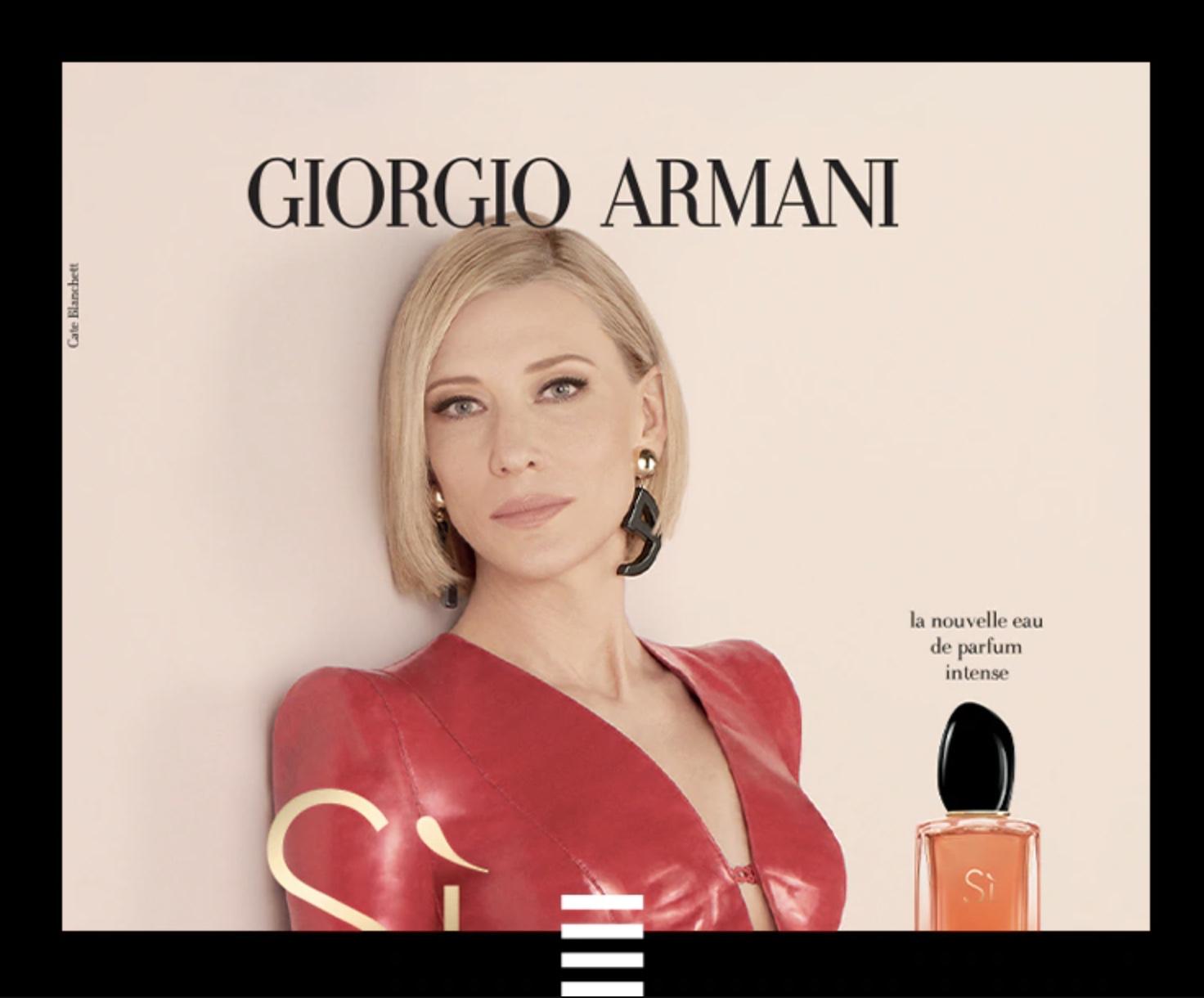 Code promo Sephora : Echantillons gratuits Parfum Georgio Armani Intense et Luminous Silk Quatro