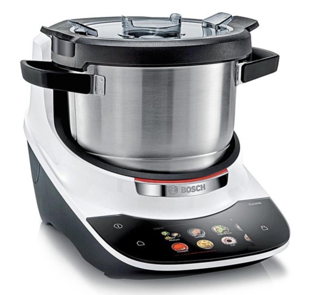 Code promo 6play : 3 robots cuiseur multifonction Cookit de Bosch (valeur : 1299€) à gagner