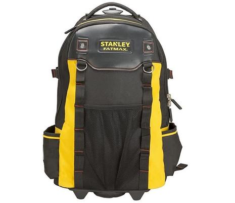 Code promo Amazon : Sac À Dos Porte-Outils À Roulettes Stanley 1-79-215 à 60,55€