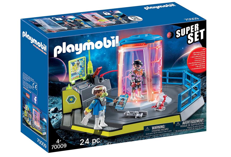 Code promo Amazon : Playmobil Superset Agents de l'Espace 70009 à 10,23€