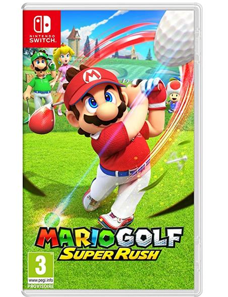 Code promo Amazon : [Précommande] Mario Golf: Super Rush sur Nintendo Switch à 44,99€