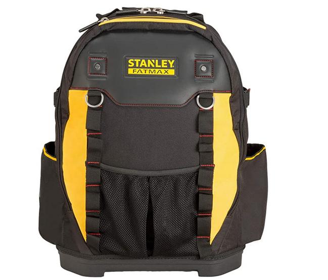 Code promo Amazon : Sac À Dos Porte Outils Stanley 1-95-611 Gamme Fatmax avec 50 Poches Amovibles à 63,90€