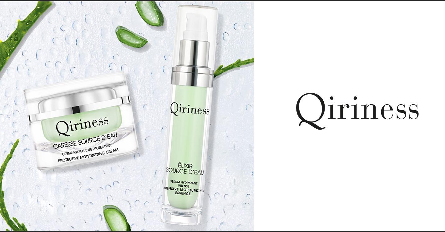 Code promo Femme Actuelle : 15 lots de 2 produits de soins Qiriness à gagner