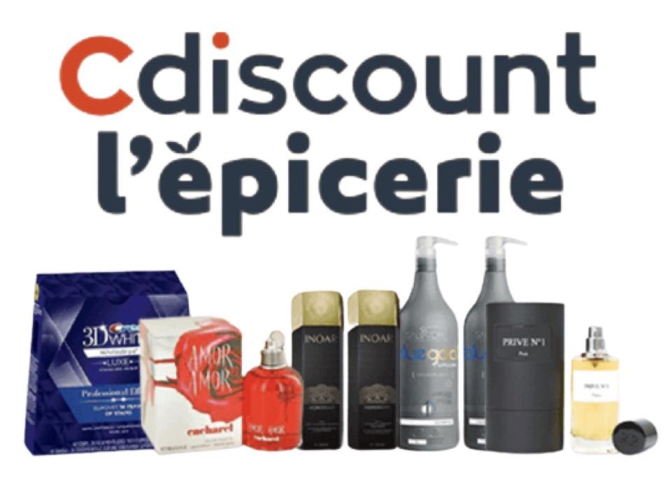 Code promo Cdiscount : -10€ dès 99€ d'achat sur une sélection de produits d'épicerie