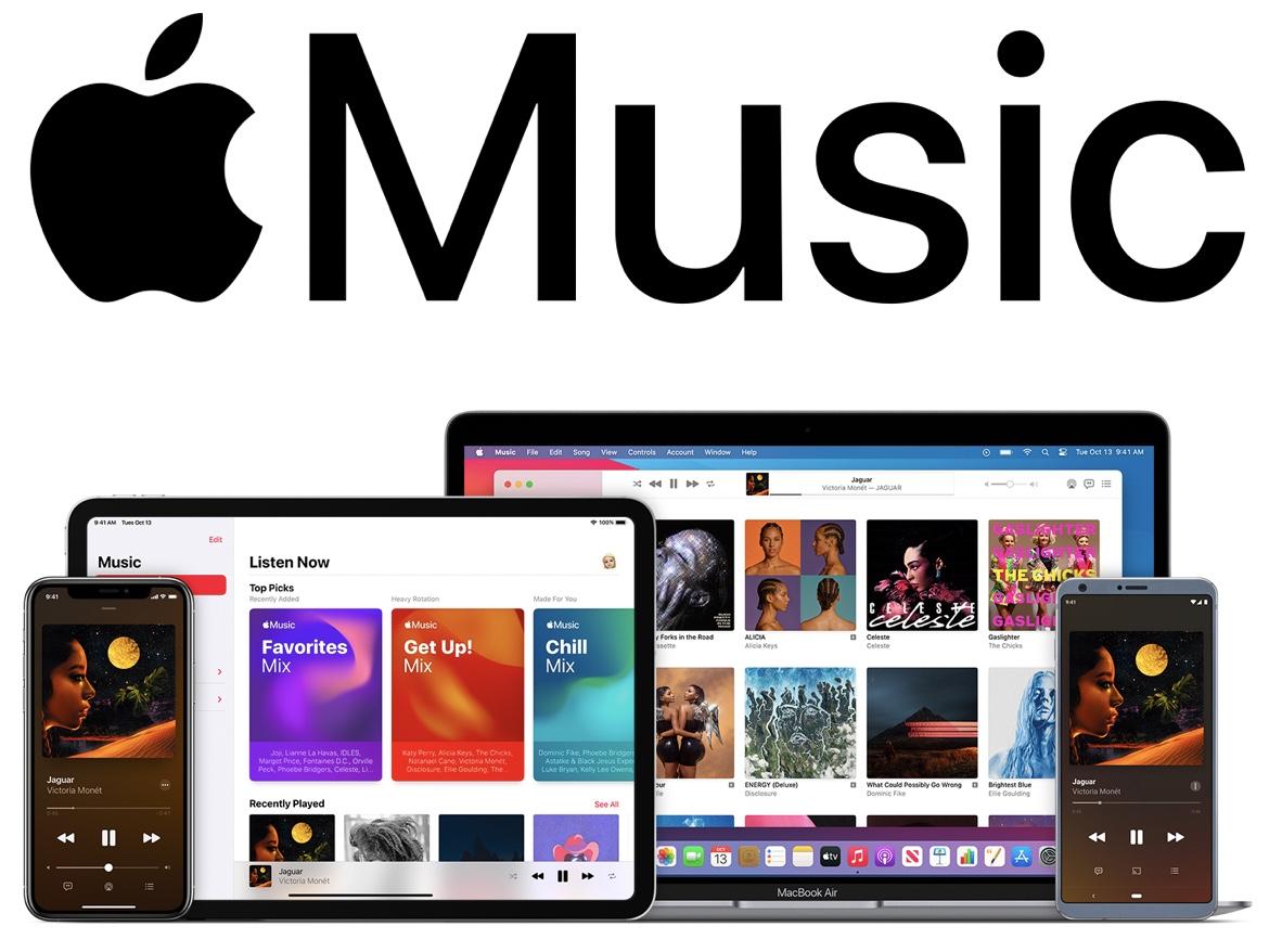 Code promo Groupon : 4 mois d'abonnement gratuit à Apple Music pour les nouveaux abonnés