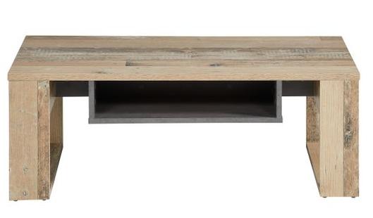 Code promo BUT : Table basse Loris imitation bois et béton gris à 89,99€