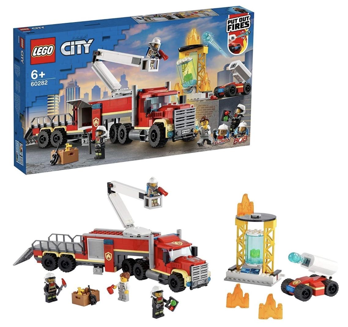 Code promo Amazon : 1 boite de LEGO achetée = la 2ème à -50% sur une sélection