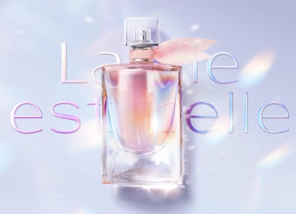 Code promo Lancôme : 1  échantillon gratuit du nouveau parfum La Vie Est Belle Soleil Christal