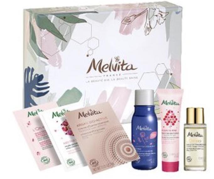 Code promo Melvita : Un kit de bienvenue offert dès 30€ d'achat pour les nouveaux clients
