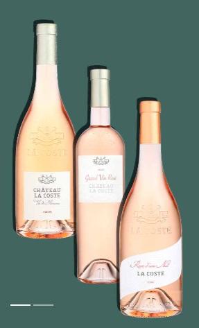 Code promo GQ Magazine : 1 lot d'invitation pour un atelier de dégustation + 1 coffret de 3 vins rosés à gagner