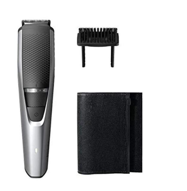 Code promo Amazon : Tondeuse pour barbe Philips BT3216/14 Série 3000 à 29,99€