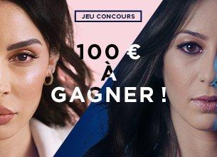 Code promo L'Oréal Paris : Tentez de remporter 100€ en achetant un mascara de la gamme Lash Paradise ou Bambi Eye