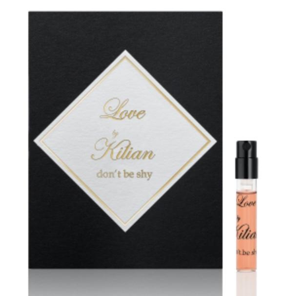Code promo Kilian Paris : Échantillon gratuit 1,5ml du parfum Love by Kilian Paris