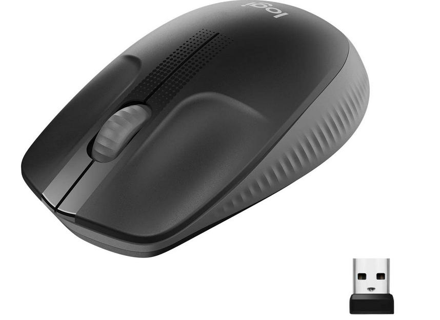 Code promo Amazon : Souris sans fil Logitech M190 - Noir à 7,99€