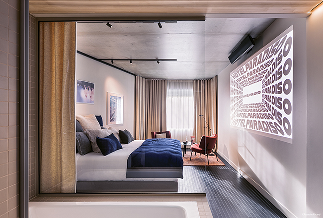 Code promo UGC : 1 séjour d'une nuit pour 2 personnes à l'hôtel Paradisio à Paris à gagner