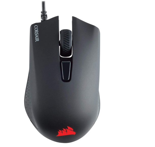 Code promo Amazon : Souris Gaming filaire Corsair Harpoon PRO RGB à 19,99€