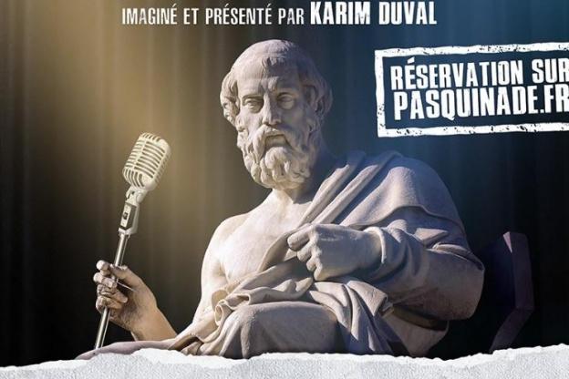 """Code promo Sortiraparis.com : 2 codes d'accès pour le spectacle en live streaming """"Le Bac Philo des Humoristes"""" à gagner"""
