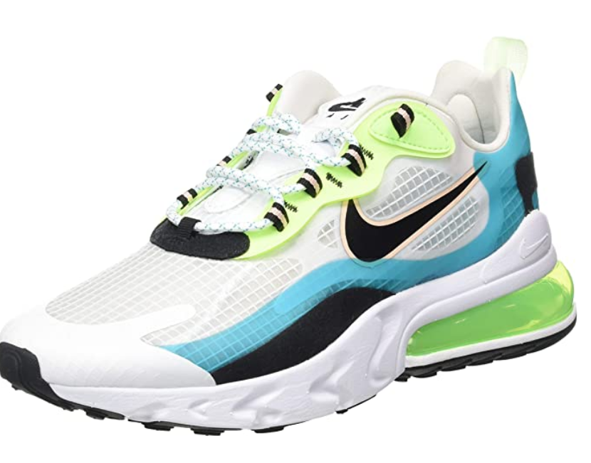 Code promo Amazon : Chaussures homme Nike Air Max 270 React Se à 124,90€