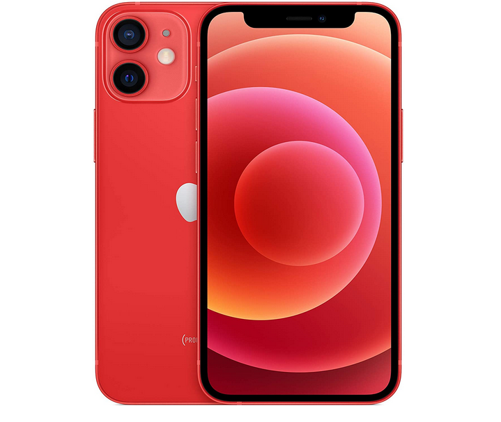 Code promo Amazon : Smartphone Apple iPhone 12 Mini (128 Go) - Product Red ou Bleu à 699€