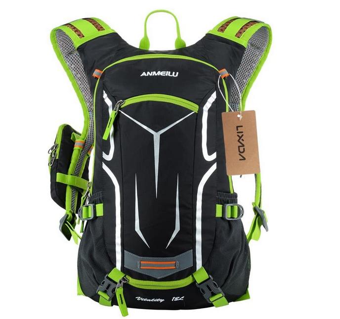 Code promo Amazon : Sac à dos vélo imperméable Lixada à 23,99€
