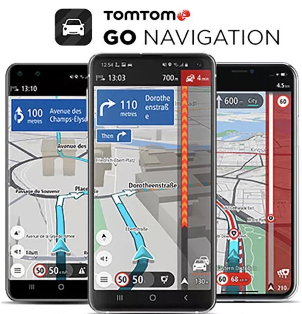 Code promo TomTom : 3 mois d'abonnement gratuits au GPS TomTom GO Navigation sur iOS ou Android