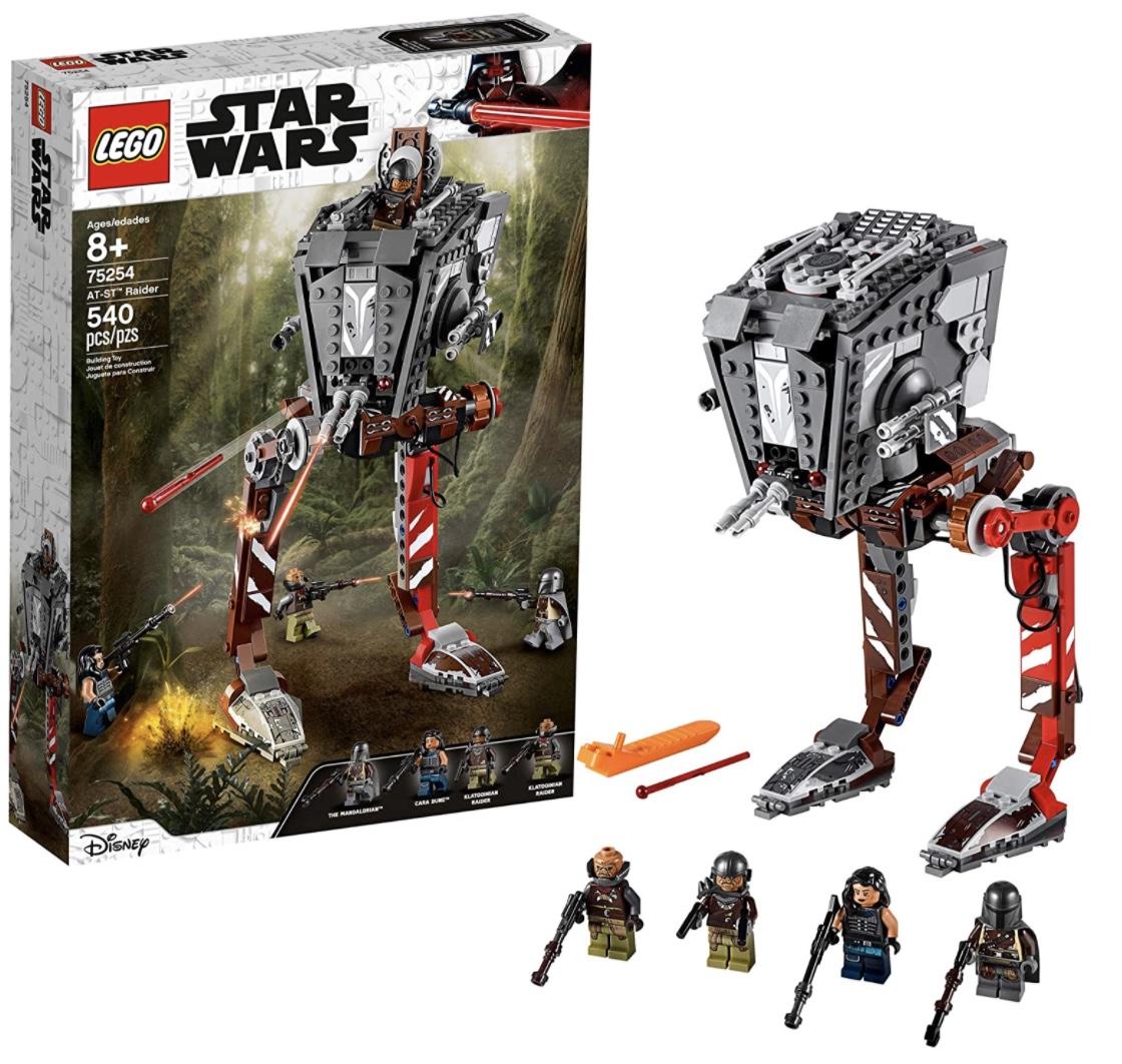 Code promo Fnac : 30% de remise sur une sélection de LEGO