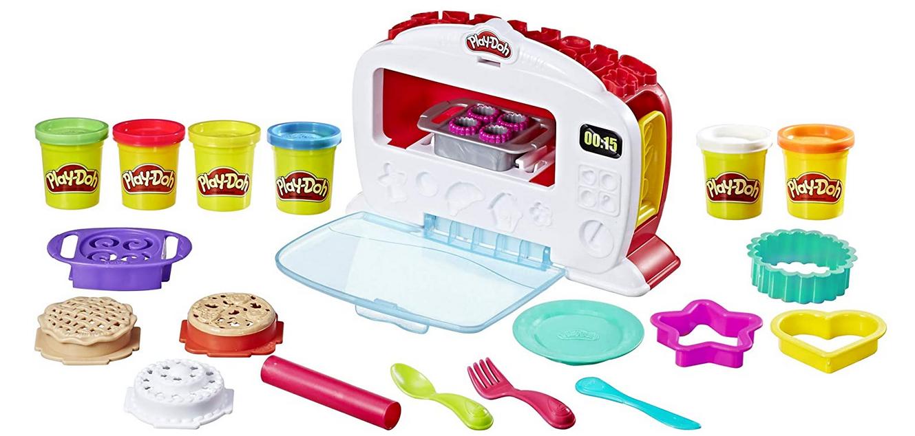 Code promo Amazon :  Play-Doh Le Four Magique à 19,99€