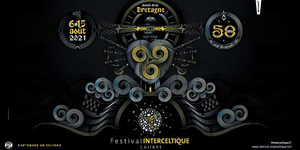 Code promo Rollingstone : Des invitations pour Festival Interceltique du 06 au 15 août à Lorient à gagner