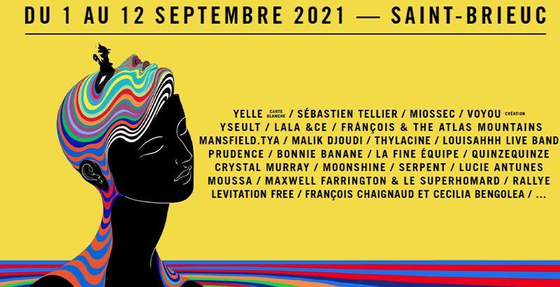 Code promo Radio FIP : Des invitations pour le concert de Sebastien Tellier le 03 septembre le 03 septembre à Saint-Brieuc
