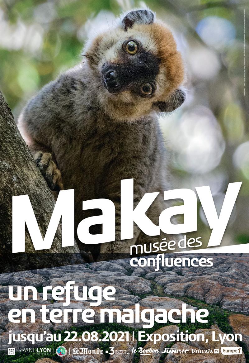 """Code promo Europe1 : Des invitations pour l'exposition """"Makay, un refuge en terre malgache"""" à gagner"""