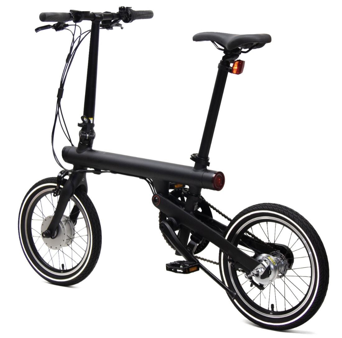 Code promo Darty : Vélo électrique pliable XIAOMI MI SMART vitesse max 25km/h et jusqu'à 45km d'autonomie à 499,99€