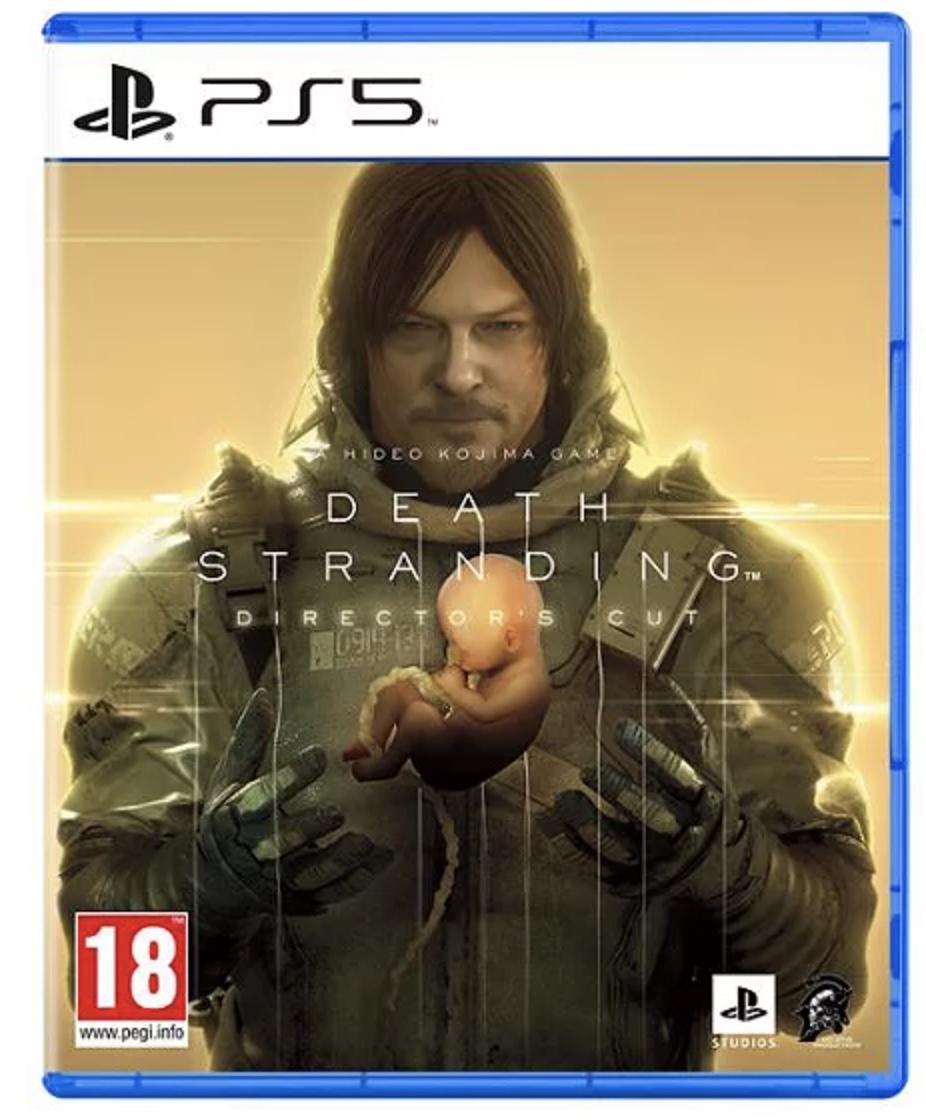 Code promo E.Leclerc : Jeu Death Stranding Director's Cut sur PS5) en précommande à 39,99€