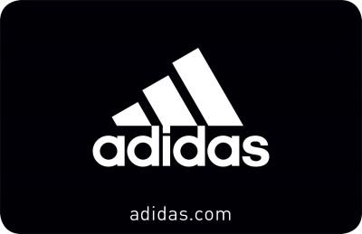 Code promo Groupon : Payez 35€ la e-carte cadeau Adidas d'une valeur de 50€
