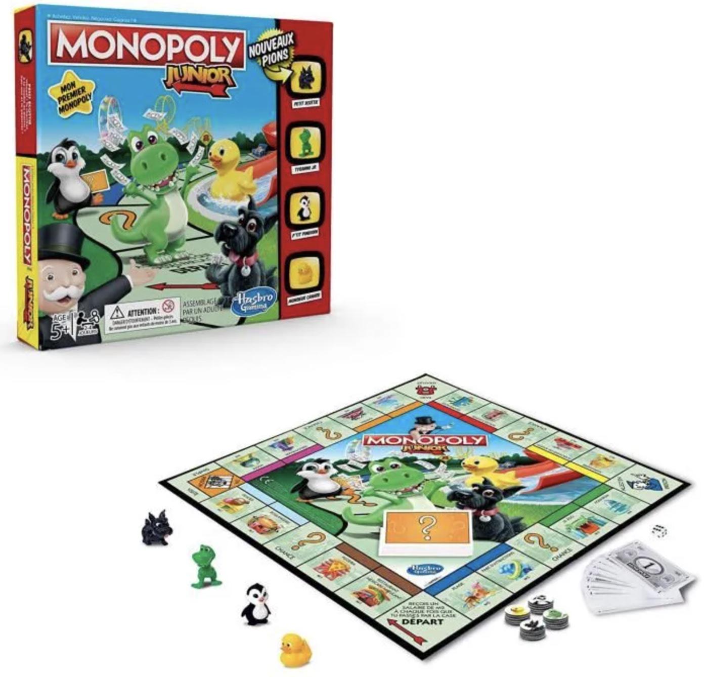 Code promo Cdiscount : 2 jouets achetés = le 3ème offert parmi une sélection Nerf, Hasbro Gaming, Monopoly & Playdoh